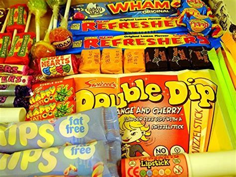 The Letterbox Buster  Old Fashioned Retro Sweets