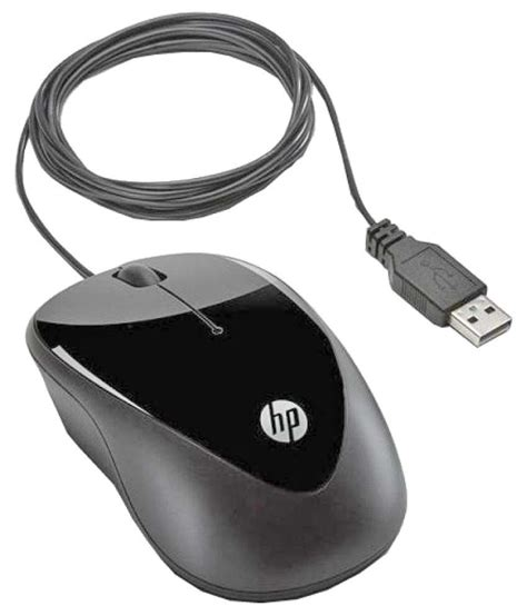 Hp X1000 Wired Mouse Hitam hp x1000 black usb wired mouse buy hp x1000 black usb