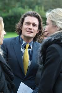Yet to find his new leading lady! Orlando Bloom goes solo