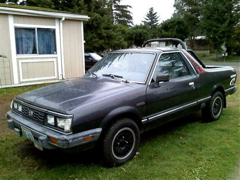 1986 subaru brat information and photos momentcar