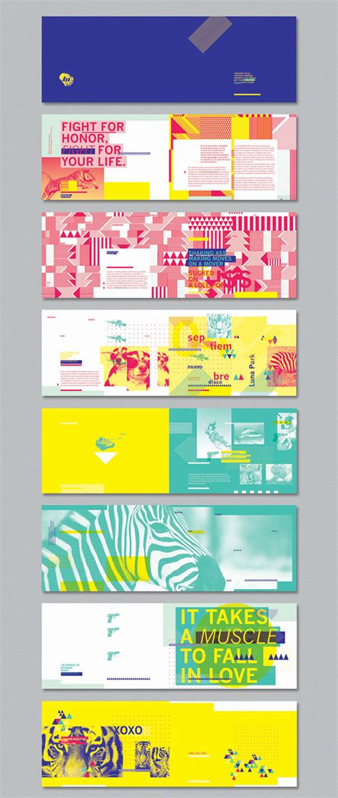 leaflet design and print 30 gorgeous brochure design ideas for print
