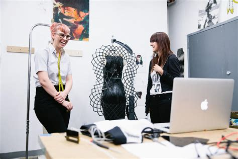 fashion design engineer intel and chromat engineer a breathable shape shifting