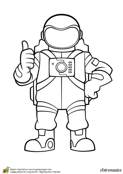 Coloriage Astronaute Les Beaux Dessins De Personnages 224