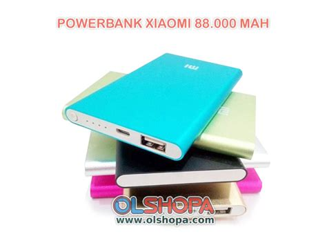 Power Bank Samsung 88000 Mah power bank xiaomi slim 88000 mah