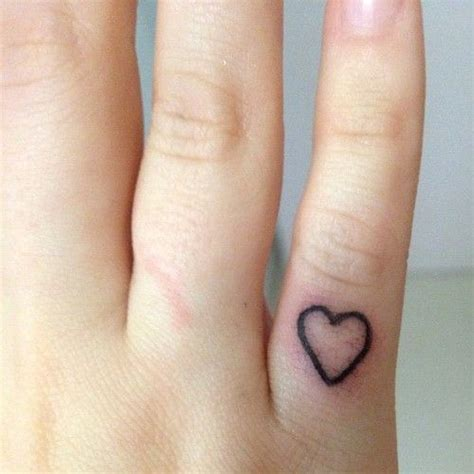 x tattoo on hand between thumb and finger best 25 heart tattoo on finger ideas on pinterest heart