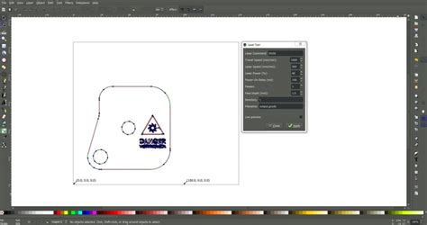 inkscape tutorial laser cutting inkscape tutorial for laser cutting portable 3d printer