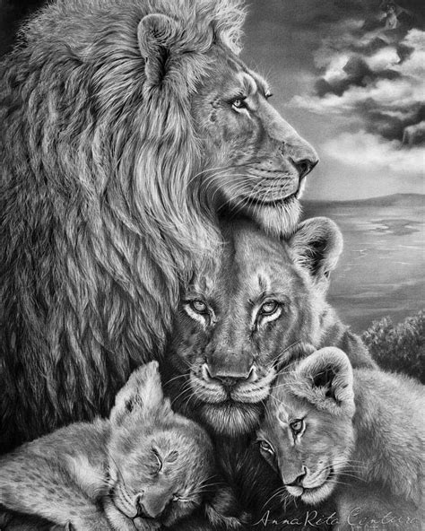 lion family tattoo pin by deandrae baucom on idea