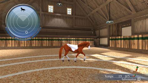 ma vie avec les chevaux  switch