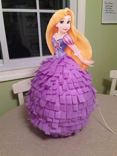 Pinata Princess 1 disney princess pi 241 ata rapunzel tangled