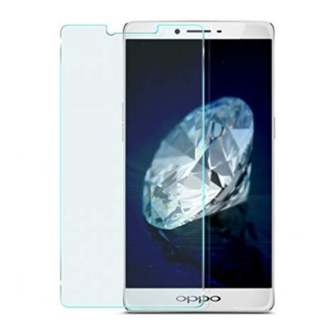 Xpro Tempered Glass Oppo R7 Clear oppo r7 plus free anti scratch tempered glass