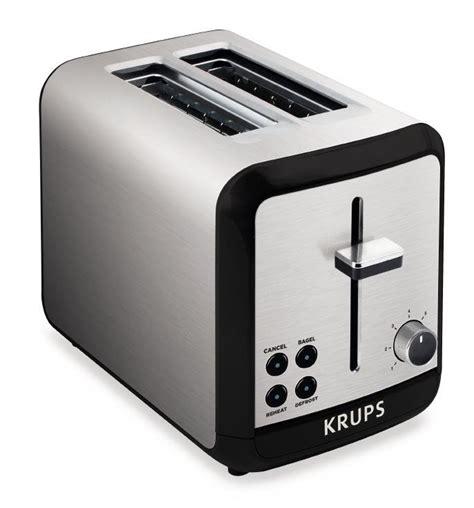 Krups Toaster Krups Kh3110 Savoy Brushed Stainless Steel
