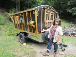 gypsy tini house on wheels tour youtube
