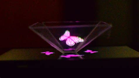 smartphone 3d hologram projector minions how to make how to turn your smartphone into a 3d hologram youtube