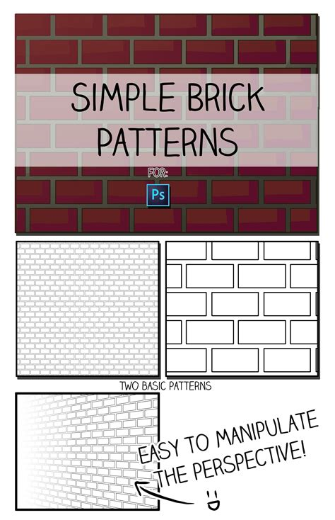 pattern of net june 2015 downloadable brick pattern for photoshop by catsupy on