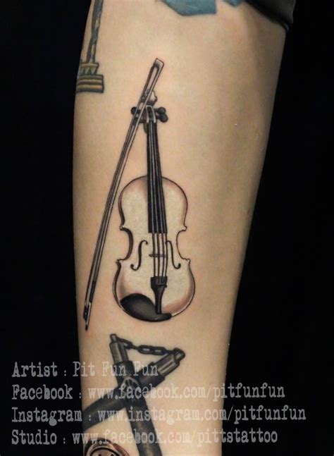 violin tattoo 25 best ideas about violin on cello