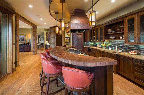 The Kitchen Jackson Wy by Jackson Rustic Kitchen Other By Zoske