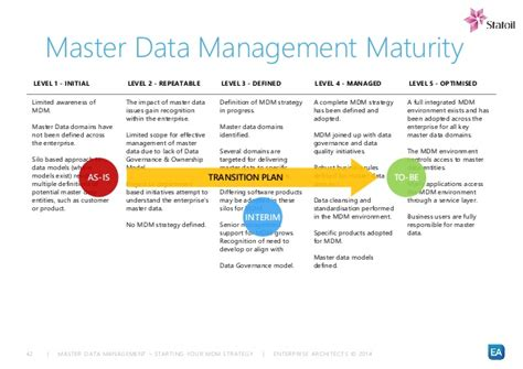 master data management master data management definition