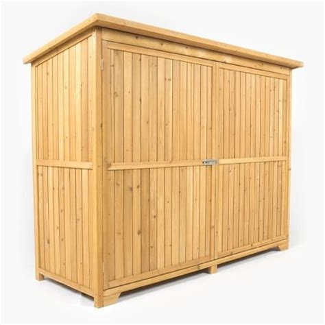 Large Wooden Storage Cabinets by Large Garden Shed Unit Storage Cabinet Apex Patio