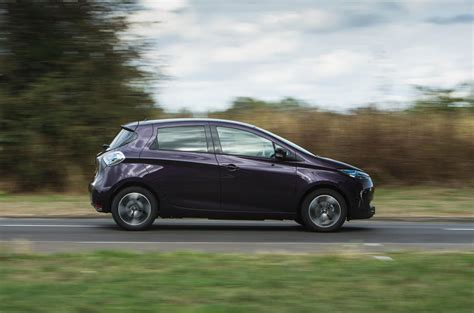 renault zoe 2018 renault zoe r110 2018 uk review autocar