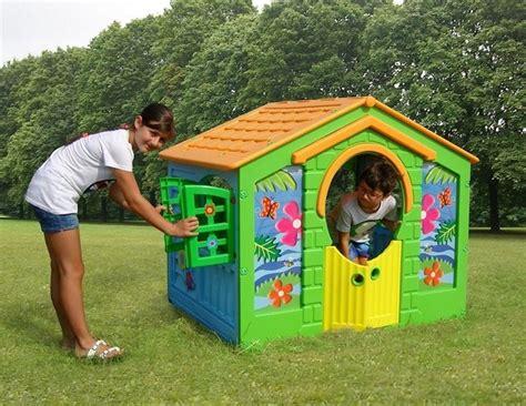 giardino per bambini casette per bambini in plastica casette da giardino