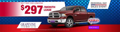 New Vehicle Specials in Dallas, TX   Grapevine Chrysler