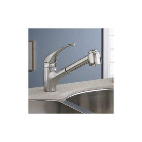 american standard reliant kitchen faucet faucet 4205 104 002 in chrome by american standard