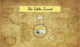 The Tables Turned Wordsworth by Ben Chin See On Prezi