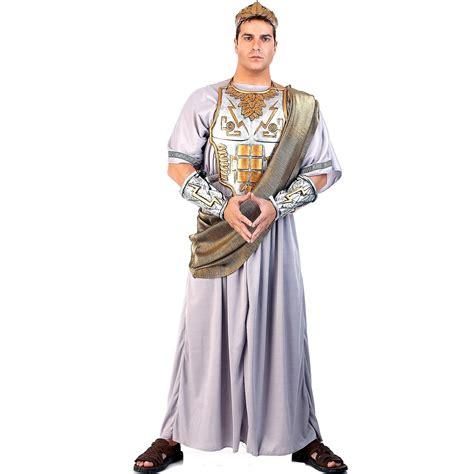 with the gods clothing c401 mens zeus greek roman caesar king toga fancy adult