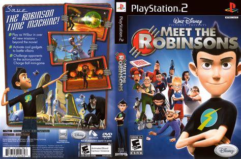 Meet The Robinsons Xbox 360 Original disney s meet the robinsons psx cover