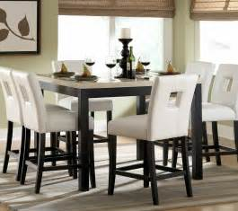Dining Room Chair Height Homelegance Archstone 5 Piece Counter Height Dining Room