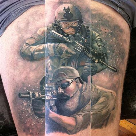steve butcher tattoo