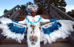 mardi gras indian costumes mardi gras indians come to uno cus of new orleans