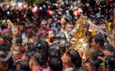 songkran festival thai new year thailand s songkran festival the inside track