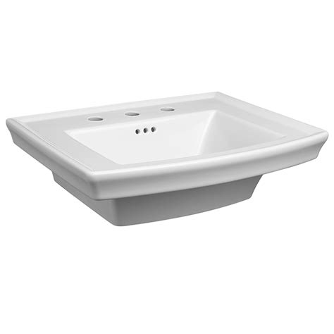 24 Inch Bathroom Sink by Console Sink Wyatt Console Lavatory From Dxv