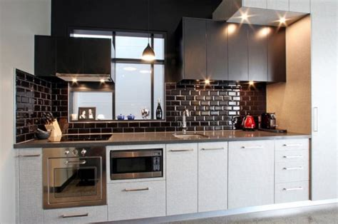 cuisine moderne noir et blanc cuisine moderne noir et blanc kirafes