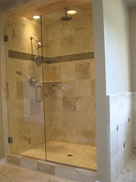 Shower Door Panel Glass Frameless Door Panel Shower Doors In Portland Or Esp Supply Inc Mirror And Glass