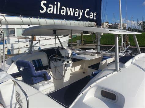 kemah charter sailboat sailing in kemah and clear lake - Kemah Catamaran Charter