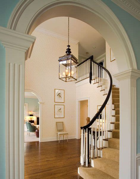 Staircase Ceiling Lighting 1003 Best Foyer And Stairway Images On Entry Foyer Arquitetura And Entrance