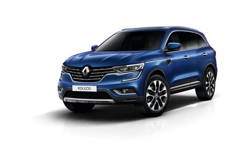 renault suv 2017 2017 renault koleos revealed australian debut within six