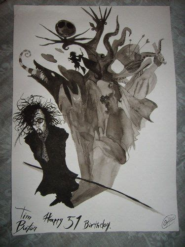 271 Best Images About The Of Tim Burton On