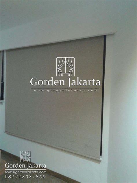 Gorden Roller Blinds Roller Blinds Jakarta American Hwy