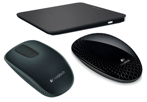 Jual Wireless Keyboard With Touchpad windows 8 touchpad and touch mice unveiled by logitech