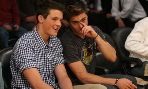 zac efron little brother ladies have you seen zac efron s little brother lately