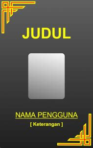 wallpaper hitam doff id card hitam kuning desain id card kemasaja