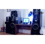 Home Audio System Subwoofer Pioneer  YouTube