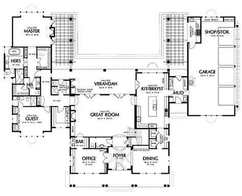 house plans with and bathrooms 16 best images about master suite floor plan on