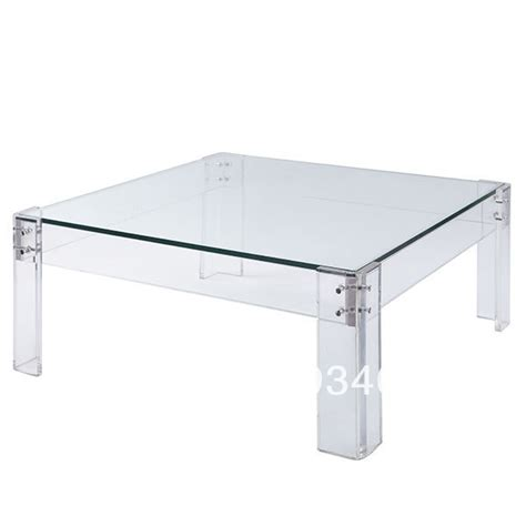 get cheap lucite coffee table aliexpress - Acrylic Coffee Table Cheap