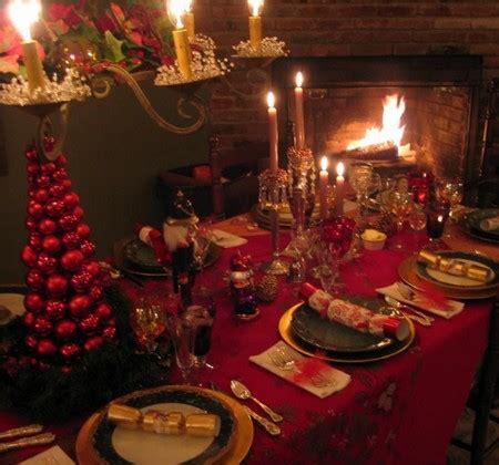 tavole natalizie foto ecco tante idee su come apparecchiare la tavola il giorno