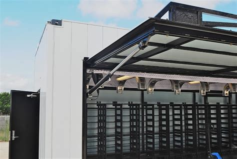 hydroswing usa iso containers hydraulic doors