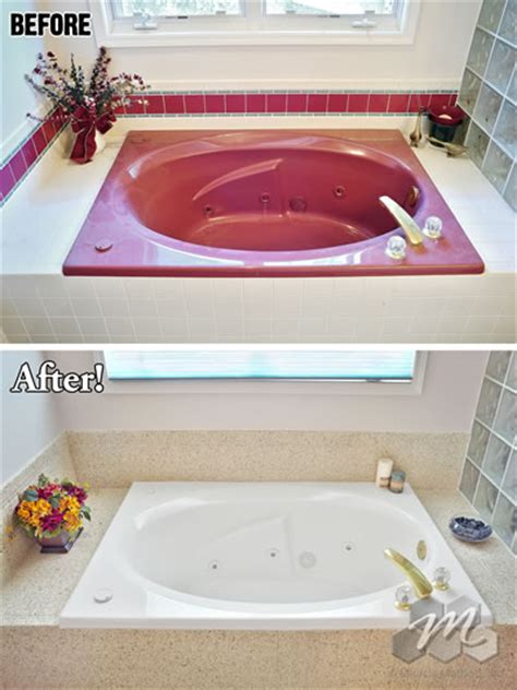 miracle method bathtub refinishing refinish a bathtub miracle method